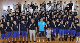 福島市立 信夫中学校